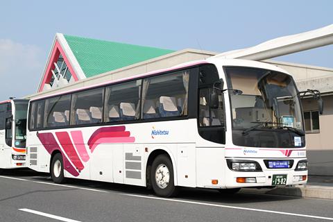 西日本鉄道「桜島号」6021