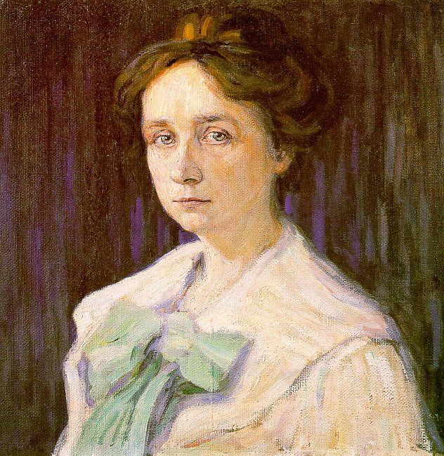 Wassily Kandinsky – Gabriele Munter,1905