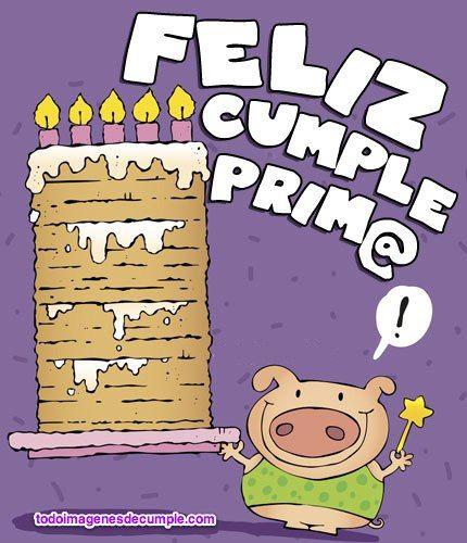 Frases de cumpleaños para una prima ~ Frases de cumpleaños
