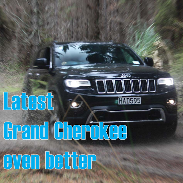 Jeep Grand Cherokee 2013 Redesign is better than ever