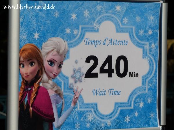 Princess Pavilion - 4 Stunde Wartezeit!!!