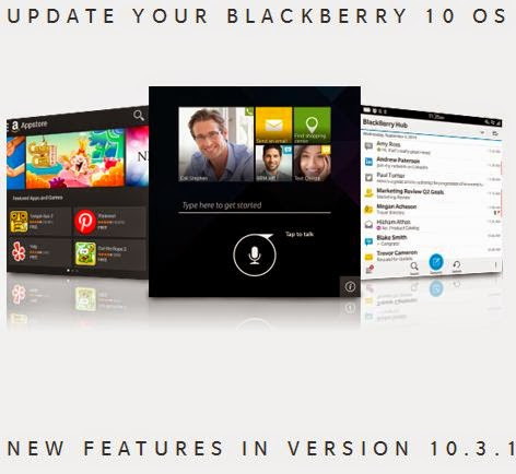 BlackBerry OS 10.3.1.1565 (Official)
