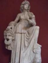 Goddess Melpomene Image