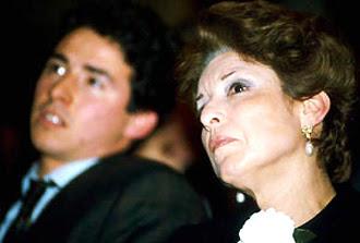 Agnese e Manfredi Borsellino