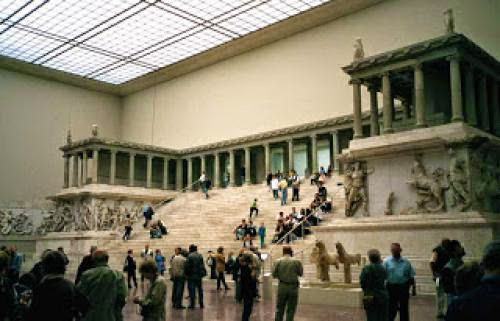 Altar Of Pergamon