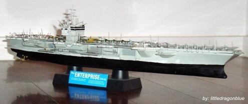 Porta Aviões - USS Enterprise CVN-65