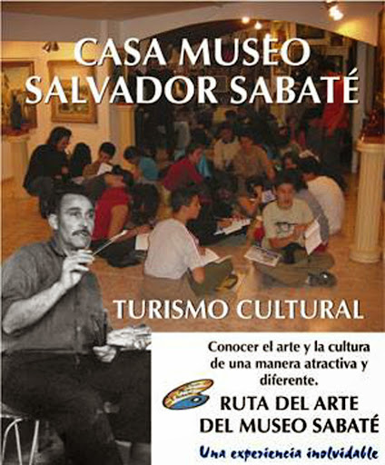 Casa Museo de Salvador Sabaté, en Fraga