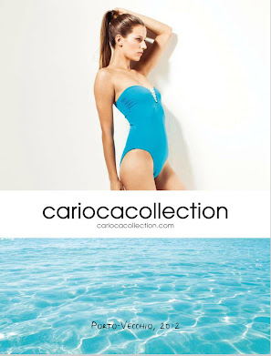 Carioca Collection Beachwear, campaña primavera verano 2012