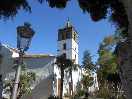 Iglesia Mayor de San Marcos in Icod de los Vinos, Teneriffa
