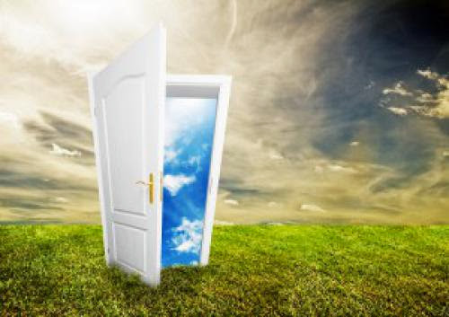 Prophetic Word A New Door Has Opened