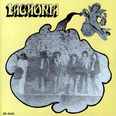 Laghonia ~ 1968 ~ Glue