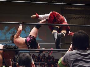 2013年2月17日 DDT 観戦記 : ナ...