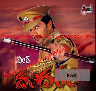 Sudeep, Ragini Dwivedi, Sudeep, MM Keeravani, Rajesh Ramnath in Veera Madakari[2009] Kannada Movie