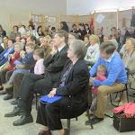 Népes közönség, a kicsik is igazán jól érezték magukat