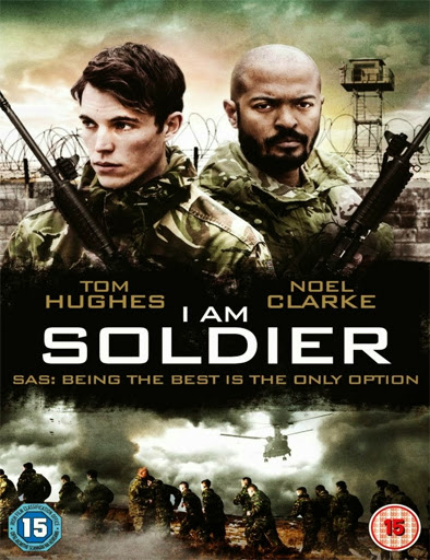 I Am Soldier (2014) [Vose]