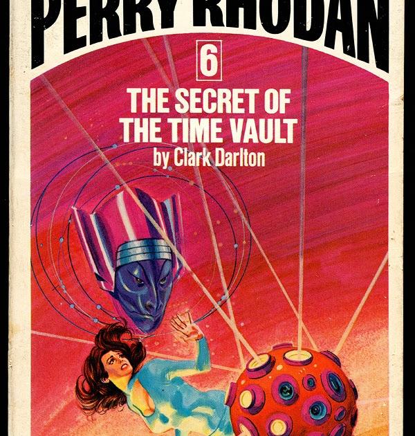 1961 Perry Rhodan: The Perry Rhodan Reading Project: Perry Rhodan #6, The