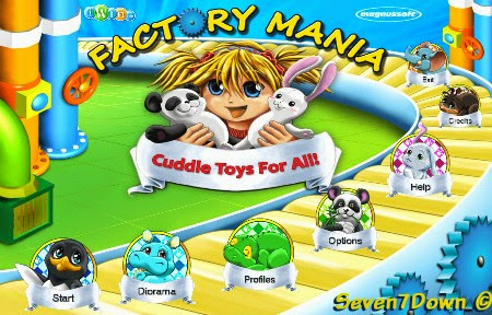 Factory Mania: Cuddle Toys for All Final