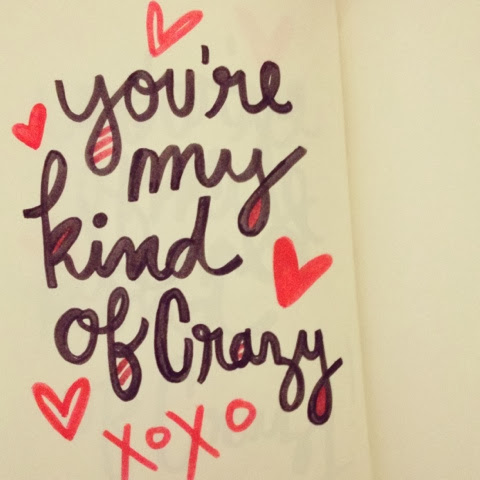 Youre My Kind Of Crazy The Lovely Forest