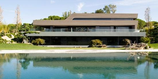 Rumah Cristiano Ronaldo