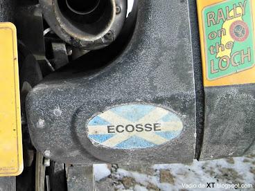 """Viagem ao """"Polo Norte"""" Ecosse"""