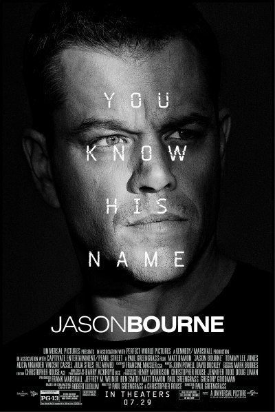 Jason Bourne official site