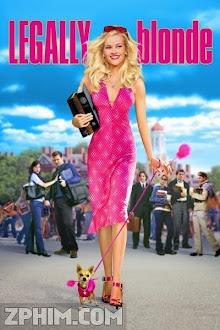 Luật Sư Không Bằng Cấp - Legally Blonde (2001) Poster