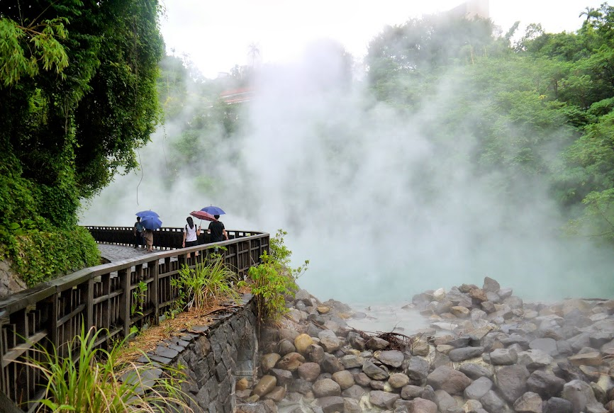 BeiTou Thermal Valley Taiwan