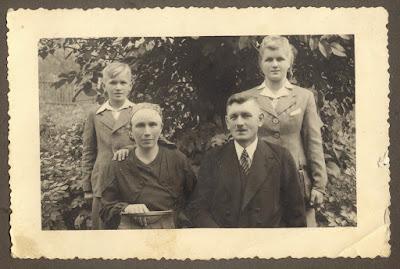 rodzina Karola Ondraszka