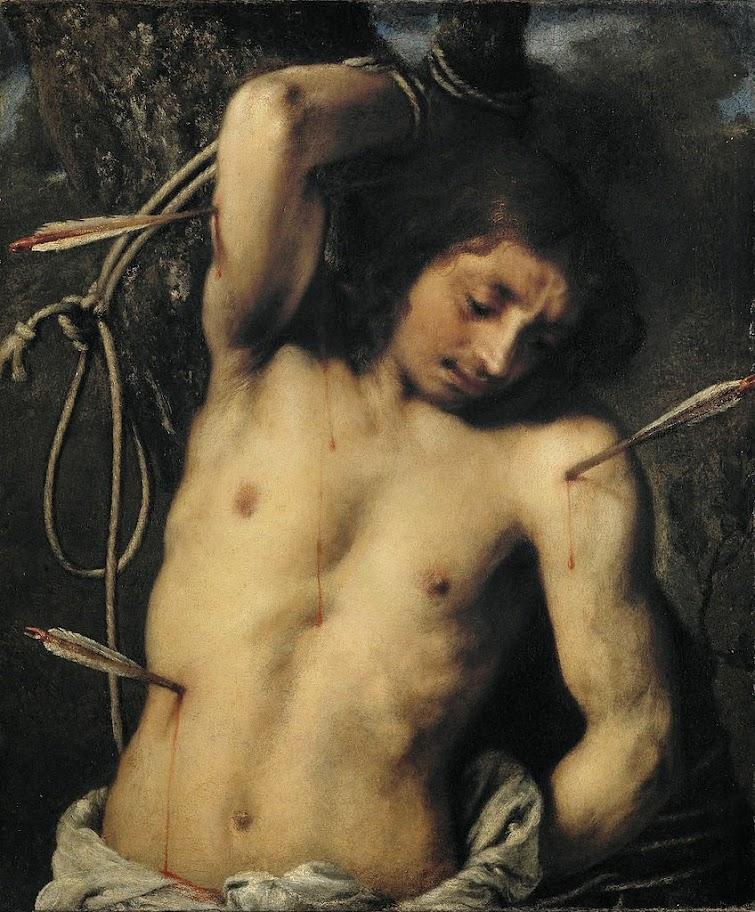 Juan Carreño de Miranda - Saint Sebastian
