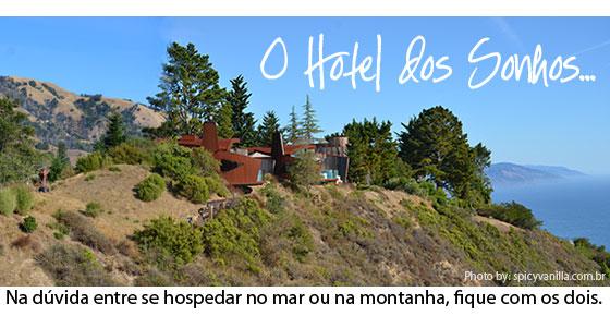sierramar7 - Big Sur   Um cantinho com vista para o paraiso.