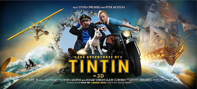 Watch the Adventures of Tintin Free Online Movie