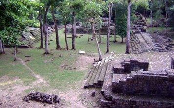 Sitio Arqueológico Las Sepulturas