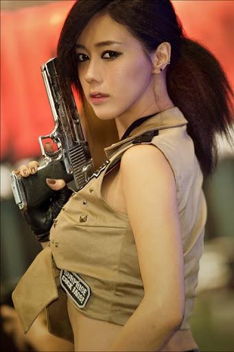 Nữ chiến binh gợi cảm của Metro Conflict: Presto 8