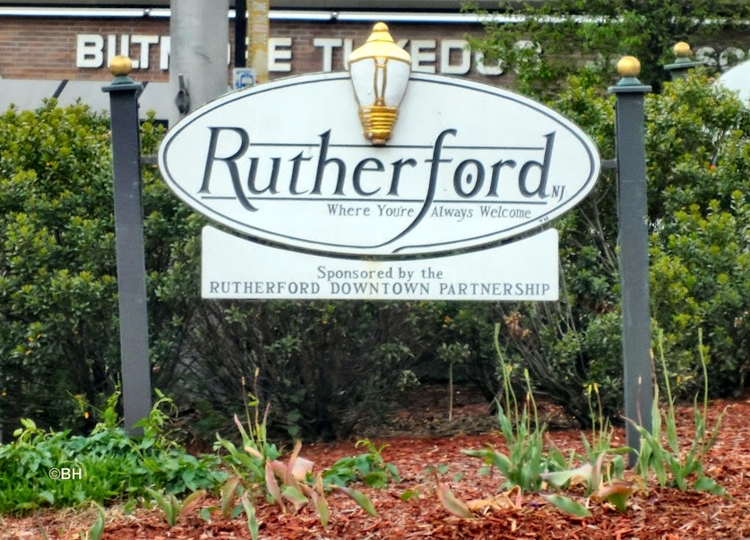 Welcome to Rutherford New Jersey