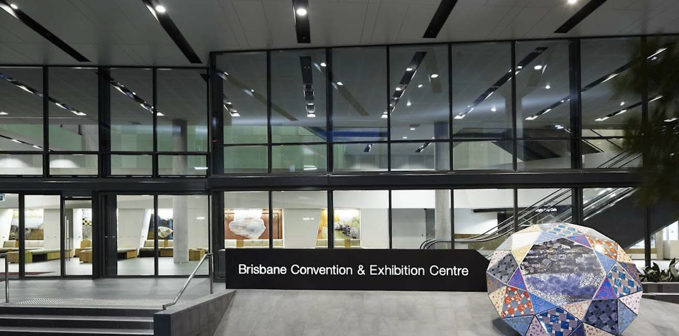 Brisbane Convention and Exhibition Centre Expansion by Cox