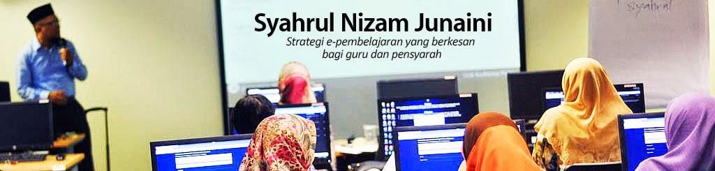 Syahrul Nizam Junaini