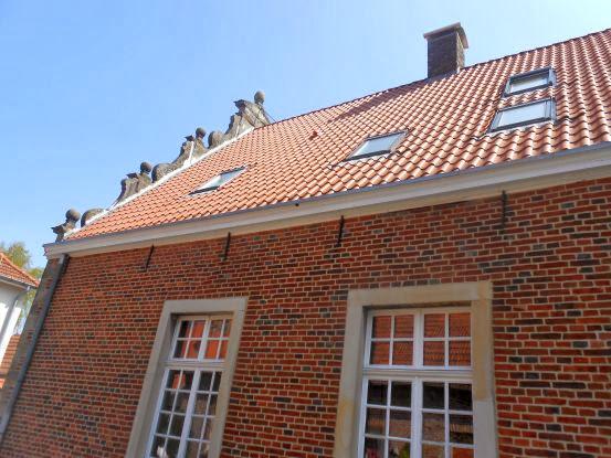 Haus von Hülst, Legden, Münsterland