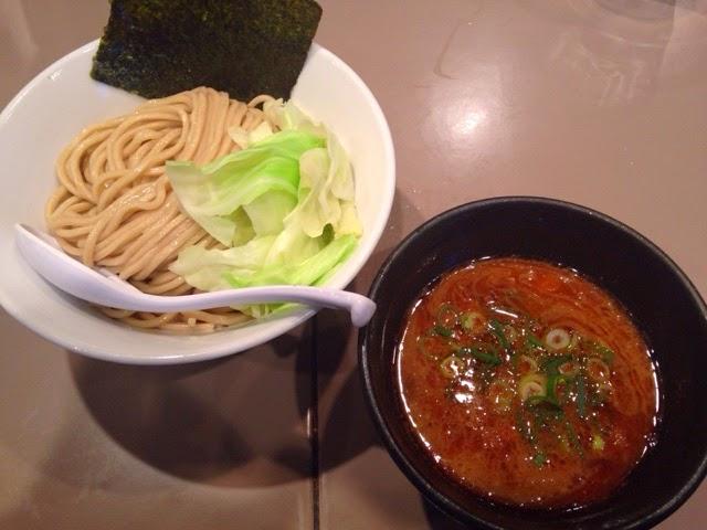 五ノ神製作所 エビつけ麺