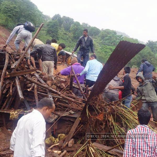 According to National Disaster Response Force (NDRF) officials, 23 bodies have been recovered so far from under the debris by NDRF jawans, who also saved eight injured persons pulling them out alive.