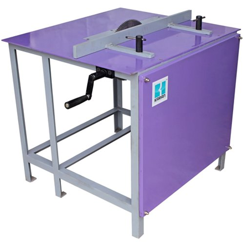 Adjustable circular saw table karan industries for Table 52 go bus