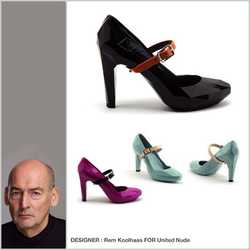 UNITED NUDE - Rem Koolhaas