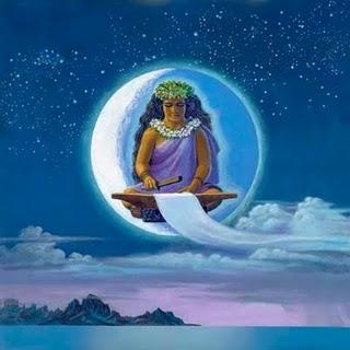 Goddess Hina Image
