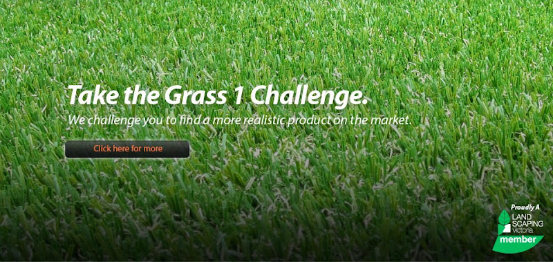 Take the Grass1 Challenge
