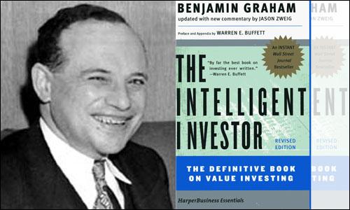 Tokoh-Pelaburan-Saham-Benjamin-Graham  Sifu Warren Buffet