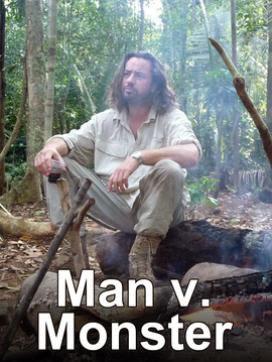 Man V Monster - Con người và quái vật