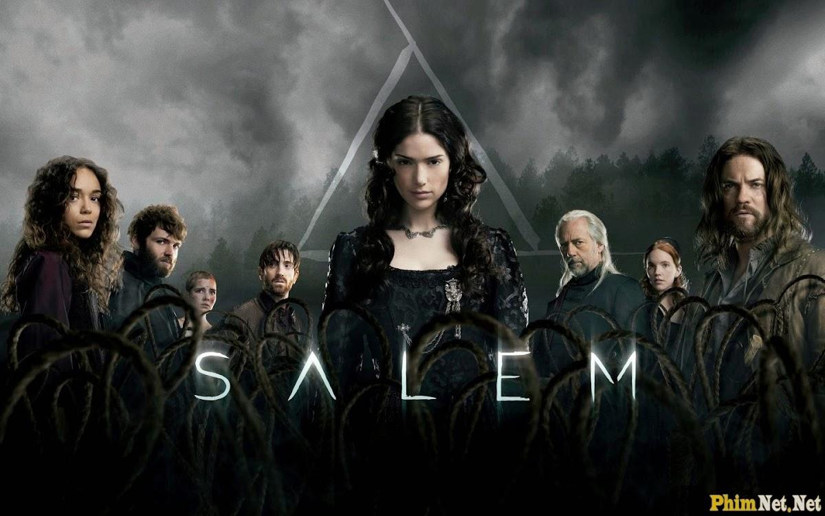 Xem Phim Thị Trấn Phù Thủy Phần 2 - Salem Season 2 - Wallpaper Full HD - Hình nền lớn