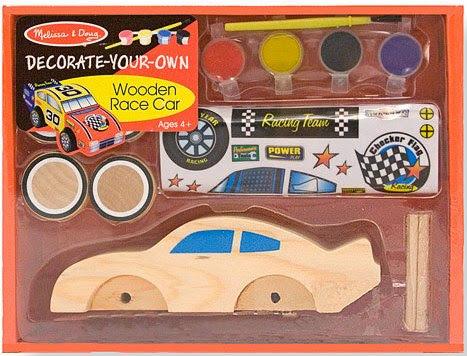 Bộ tô màu và thiết kế xe đua số 30 bằng gỗ ME2370 giúp bé rèn luyện sự khéo tay