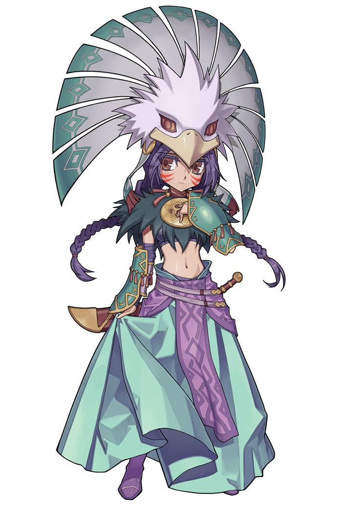 Tạo hình nhân vật trong Eden Enternal - Ảnh 6