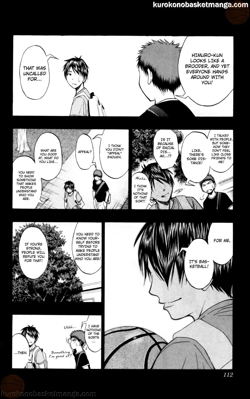 Kuroko no Basket Manga Chapter 76 - Image 06
