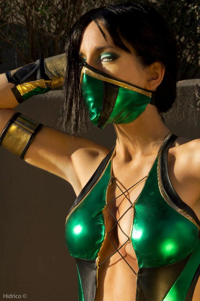 Ngất ngây với cosplay Mortal Kombat nóng bỏng - Ảnh 11